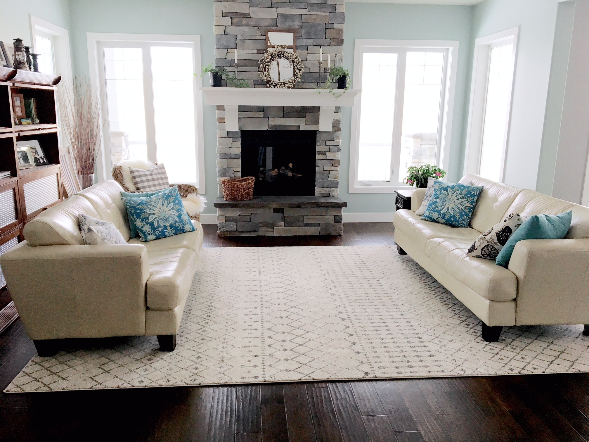15 Farmhouse Rugs That Won T Break The Bank Valley Birch